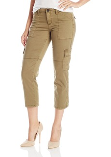 Sanctuary Clothing Women's Fall Nature Crop Twill Pant  27