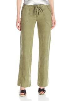 Sanctuary Clothing Women's Linen Newport Pant