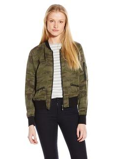 Sanctuary Clothing Women's New Shrunken Bomber Jacket