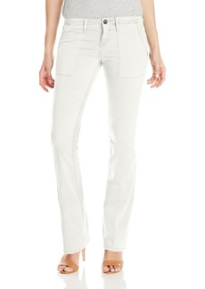 Sanctuary Clothing Women's Peace Revival Soft Touch Stretch Twill Pant