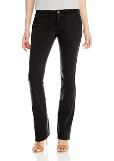 Sanctuary Clothing Women's Peace Revival Soft Touch Stretch Twill Pant  25