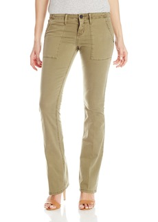 Sanctuary Clothing Women's Peace Revival Soft Touch Stretch Twill Pant  26