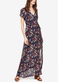 Sanctuary Coco Printed Maxi Dress