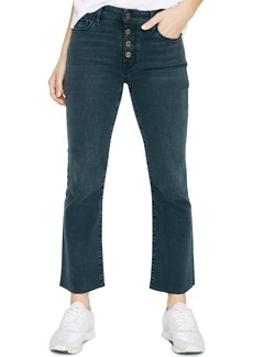 Sanctuary Connector Crop Flare Jeans (Echo)