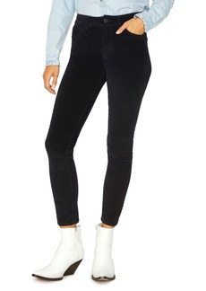Sanctuary Corduroy Skinny Jeans in Black
