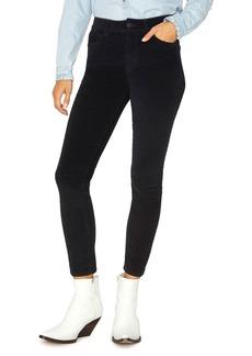 Sanctuary Corduroy Skinny Jeans in Black