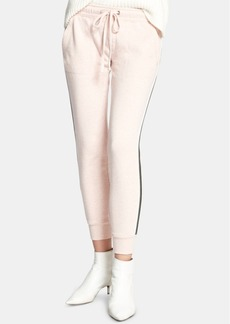 Sanctuary Cotton Side-Stripe Joggers