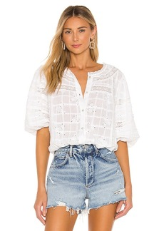 Sanctuary Country Lane Heirloom Blouse