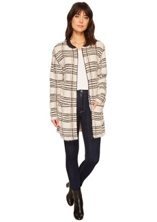Sanctuary Creme Brulee City Coat
