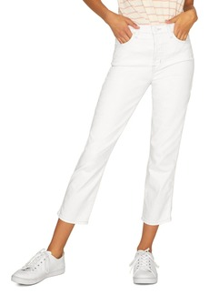 Sanctuary Cropped Jeans in Angeleno White