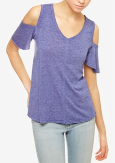 Sanctuary Dahlia Cold-Shoulder T-Shirt