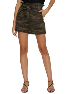 Sanctuary Daily Paperbag Waist Shorts