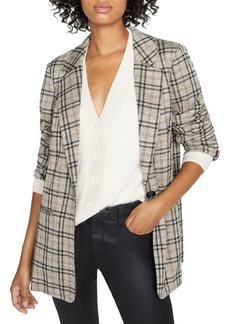 Sanctuary Daily Plaid Blazer - 100% Exclusive
