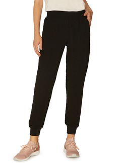 Sanctuary Day Trip Stretch Cotton Jogger Pants (Regular & Petite)