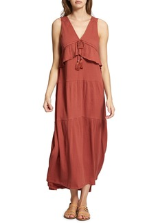 Sanctuary Delphina Tiered Maxi Dress