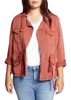 Sanctuary Desert Safari Jacket (Plus Size)