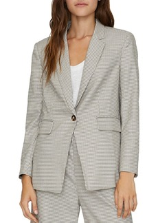 Sanctuary East Port One-Button Blazer