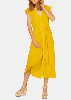 Sanctuary Eden Cap-Sleeve Dress