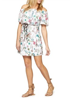 Sanctuary Ellie Bohem Self-Tie Dress