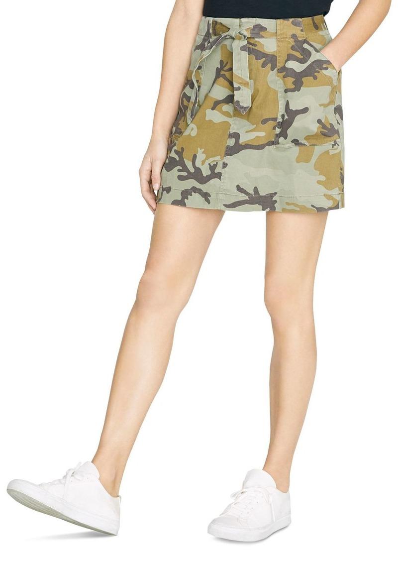 Sanctuary Emerson Camouflage Mini Skirt