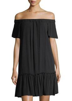 Sanctuary Emmy Off-the-Shoulder Dress