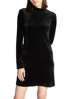 Sanctuary Endless Night Velour Dress (Regular & Petite)