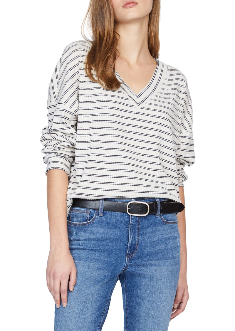 Sanctuary Eryka Stripe Top (Petite)