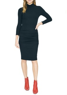 Sanctuary Essential Mock Neck Body-Con Dress (Regular & Petite)