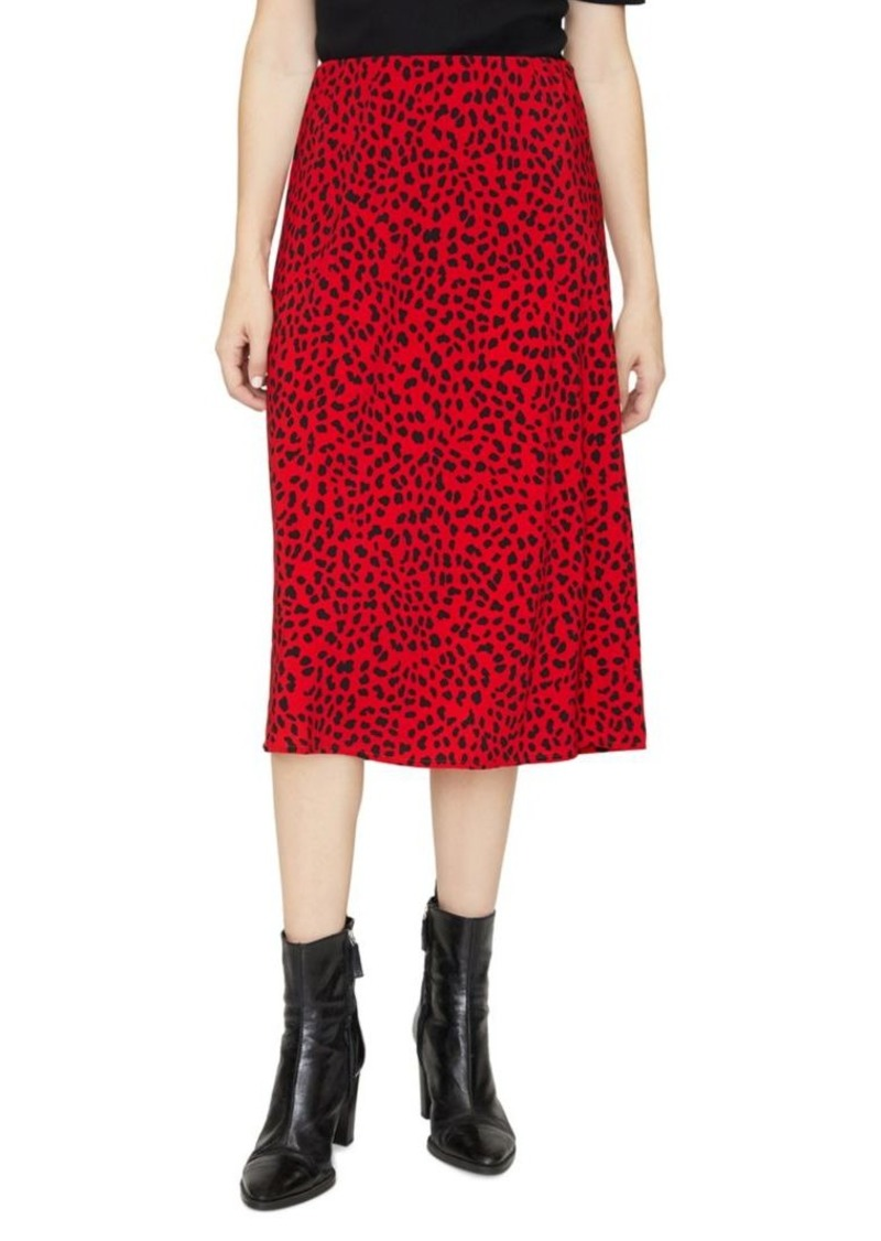 Sanctuary Everyday Bold Leopard-Print Skirt