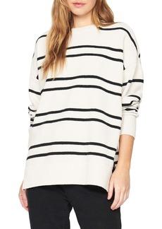 Sanctuary Everyday Stripe Tunic Sweater