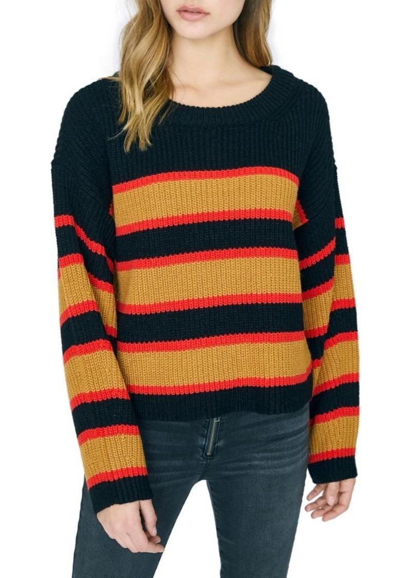 Sanctuary Ezra Striped Sweaters