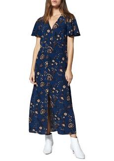 Sanctuary Faithful Floral Maxi Dress