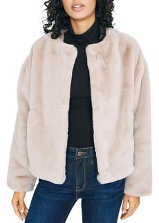 Sanctuary Faux-Fur Jacket