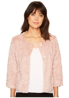 Sanctuary Faux Real Chubby Jacket