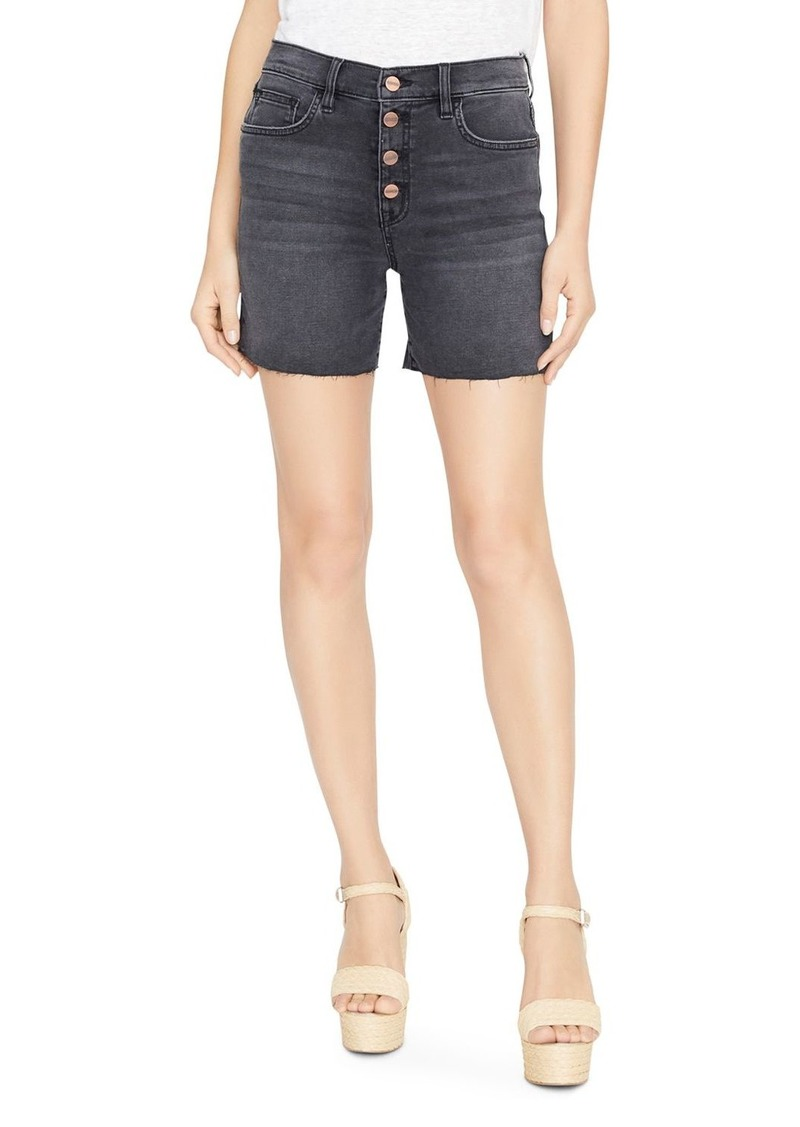Sanctuary Fearless Denim Shorts in Coyote Black