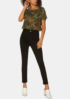 Sanctuary Fit Technology High-Rise Ankle Skinny Jeans