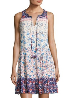 Sanctuary Floral-Print Romy Dress
