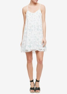 Sanctuary Floral-Print Shift Dress