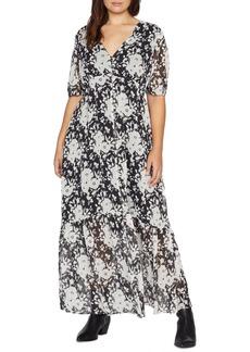 Sanctuary Florence Floral Maxi Dress