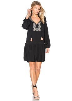 Sanctuary Freya Mini Dress in Black. - size XS (also in M,S)
