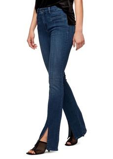 Sanctuary Front Split Demi Bootcut Jeans