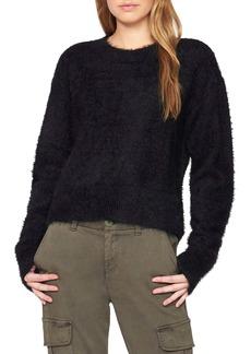 Sanctuary Fuzzy Crewneck Sweater