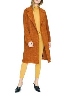 Sanctuary Go Long Teddy Coat