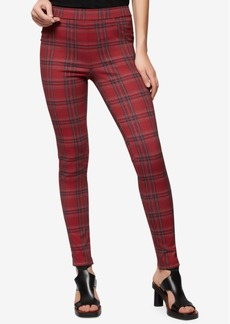 Sanctuary Grease Plaid Leggings