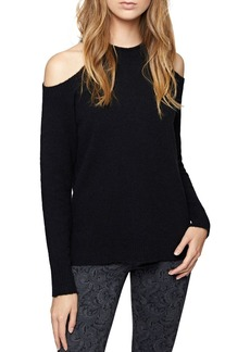 Sanctuary Gretchen Cold-Shoulder Sweater