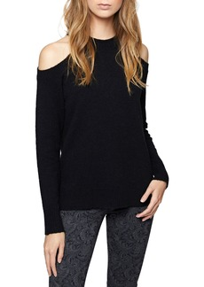 Sanctuary Gretchen Cold Shoulder Sweater