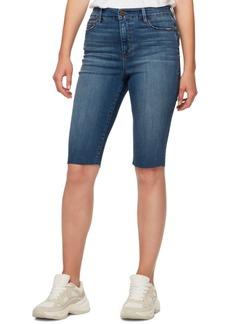 Sanctuary High-Rise Skimmer Jean Shorts