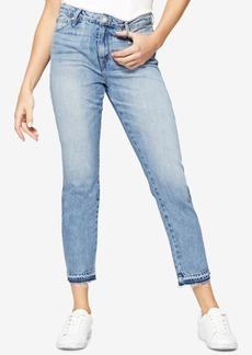 Sanctuary High-Waist Straight-Leg Jeans