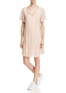 Sanctuary Holly Floral Eyelet Peasant Dress