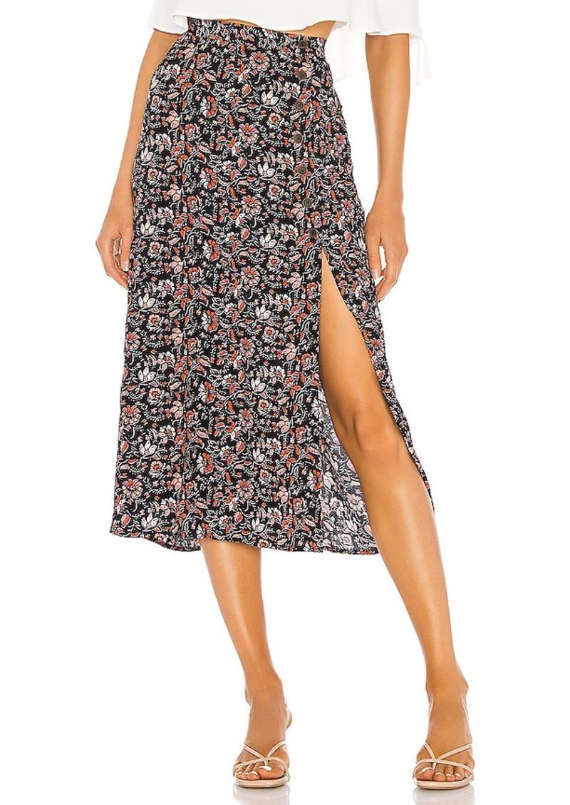 Sanctuary Hollyhock Midi Skirt